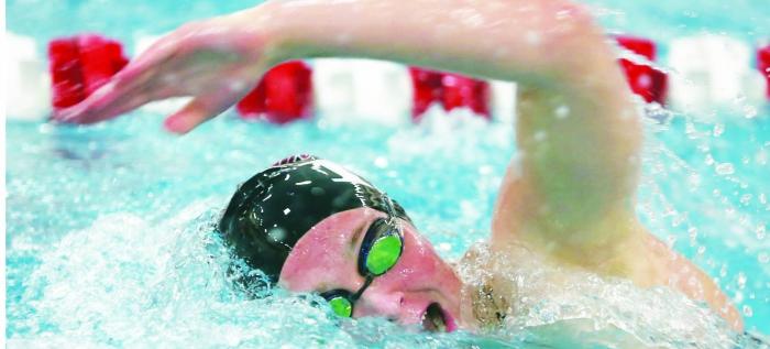 Mhs Swimmers Hope To Make A Splash Times Tribune