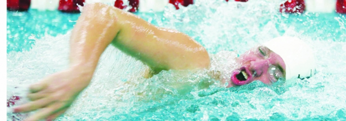 Swimmers 5th At Marquette Times Tribune