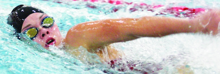 Middleton Swimmers Win Big 8 Conference Meet Times Tribune