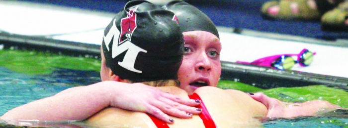 Middleton Swimmers Set For State Times Tribune