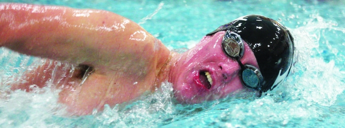 Swimmers Start Strong Times Tribune